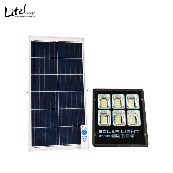 50w 100w 200w 300w new design solar flood light