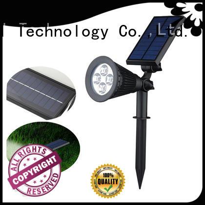 Litel Technology flickering small solar garden lights security for landing spot