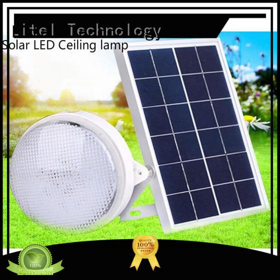 Litel Technology hot solar outdoor ceiling light brightness