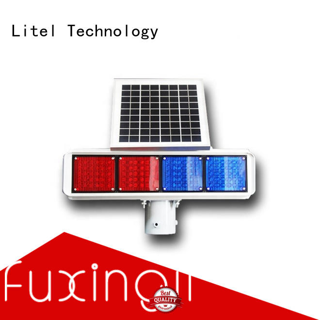 emergency solar led traffic lights top brand for road