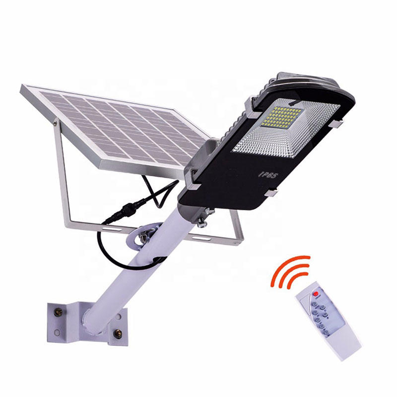 Solar Panel Garden Lights Led
