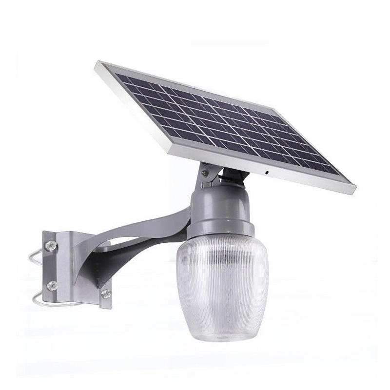 IP65 15W outdoor solar powered decoration garden apple type led solar light
