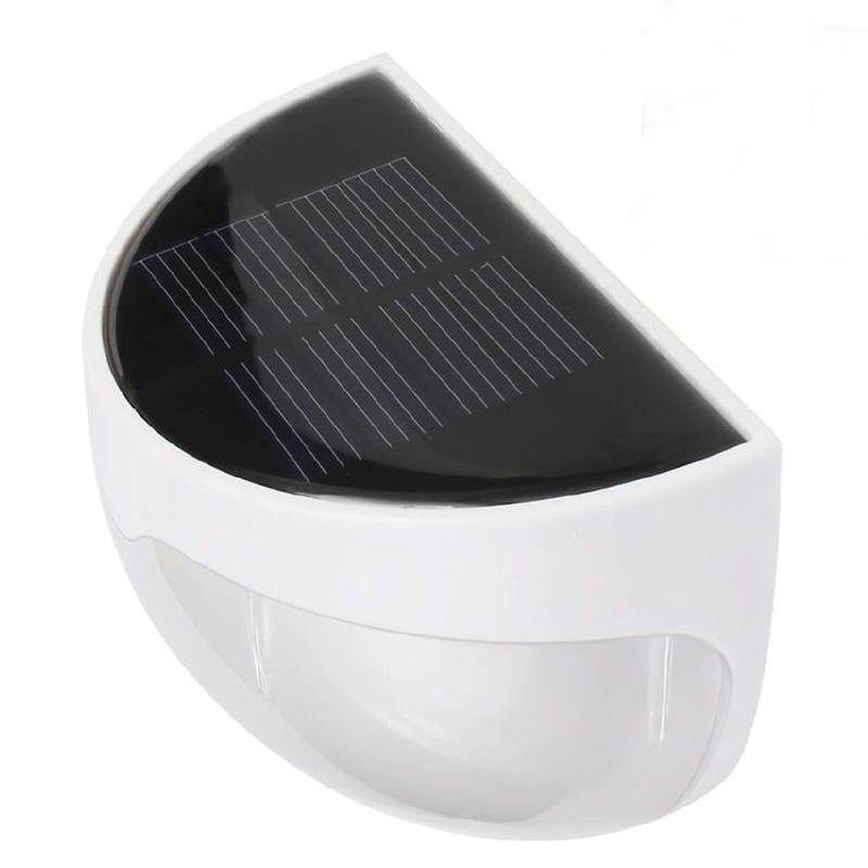 IP44 Solar LED Walkway Step Lights Outdoor