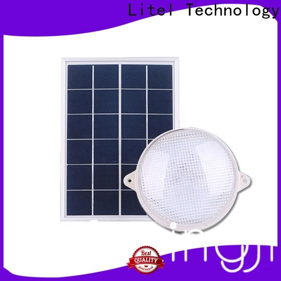 Litel Technology energy-saving solar outdoor ceiling light at discount for high way