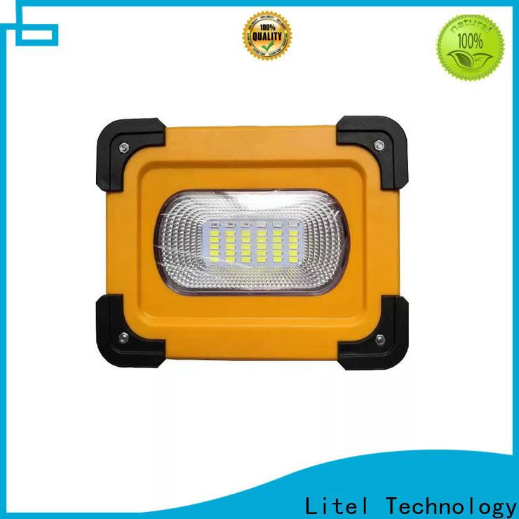 best quality solar powered flood lights remote control by bulk for garage