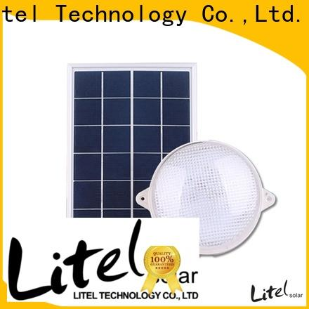 Litel Technology custom solar outdoor ceiling light for road