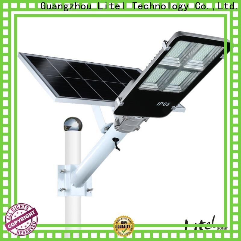 Litel Technology energy-saving solar powered street lights residential by bulk for garage
