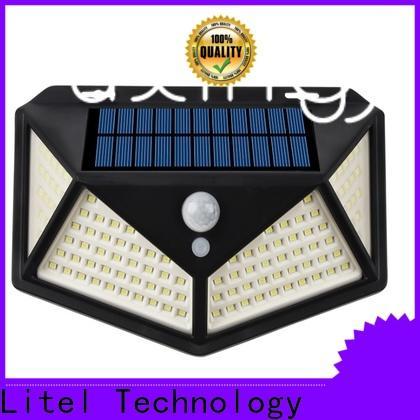 lighting solar lights led high quality for garage