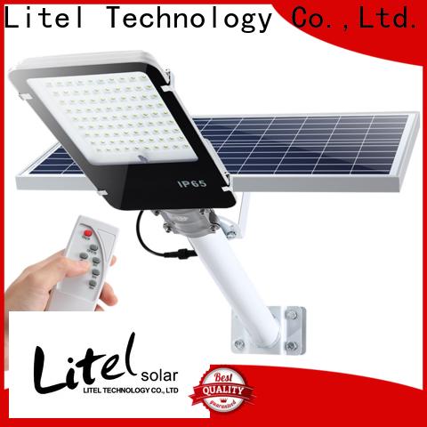 Litel Technology dim solar street lighting system by bulk for workshop