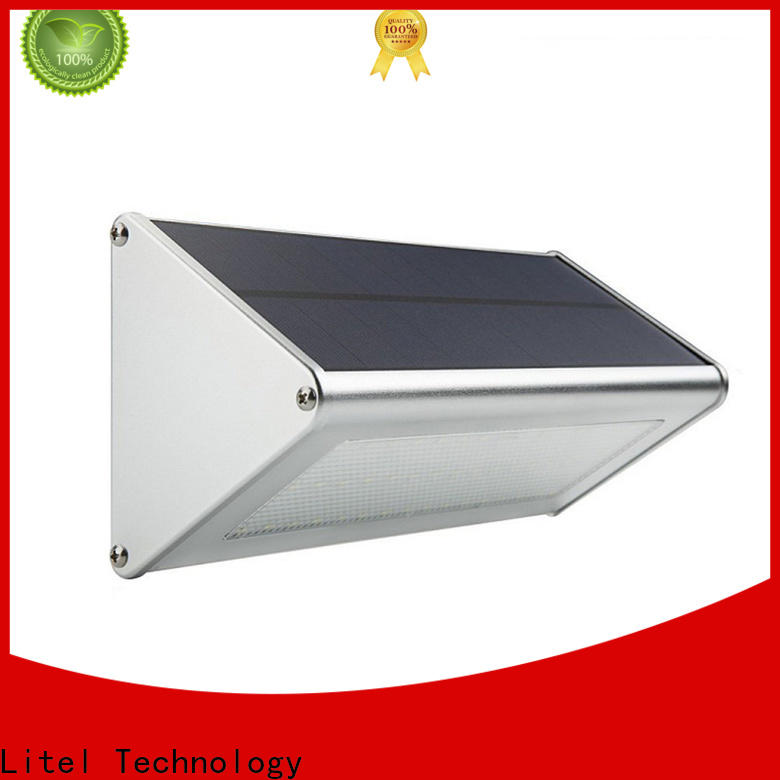 waterproof solar led garden lights step step for landing spot
