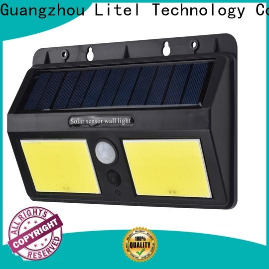 Litel Technology pole bright solar garden lights lights for lawn