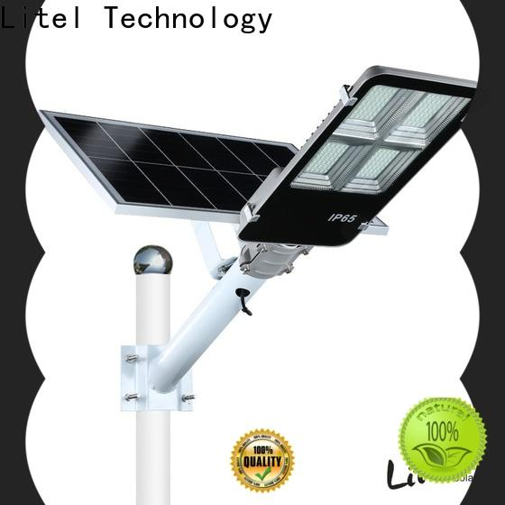 outdoor solar street lighting system energy-saving at discount for barn