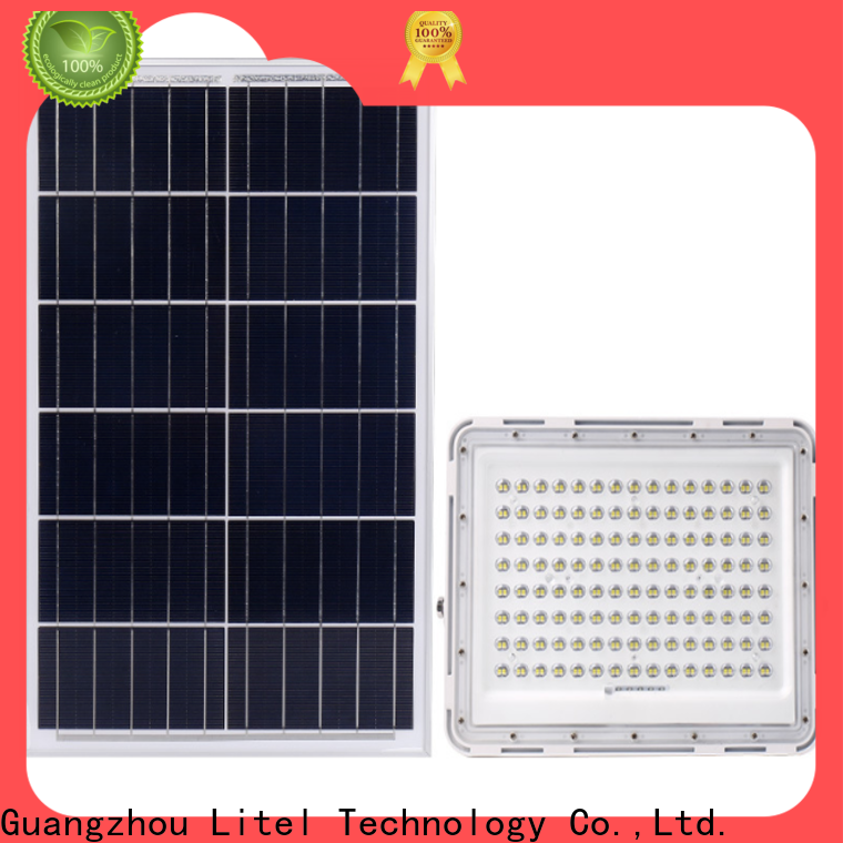 reasonable price solar flood lights outdoor low cost for warehouse