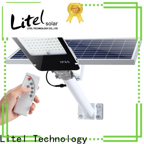 Litel Technology dim best solar street lights easy installation for workshop