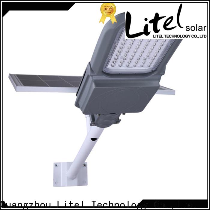 Litel Technology hot-sale solar panel street light hot sale for garden