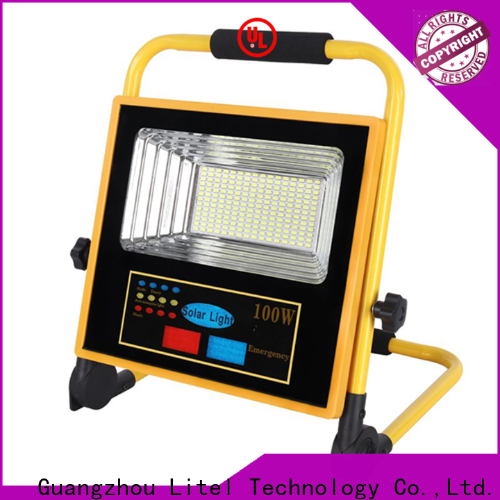competitive price solar led flood light hot-sale for barn