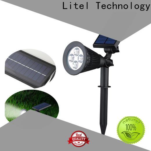 Litel Technology solar solar led garden light on-sale for gutter