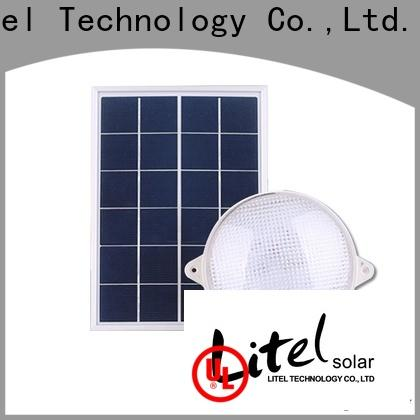Litel Technology solar led ceiling light at discount for high way