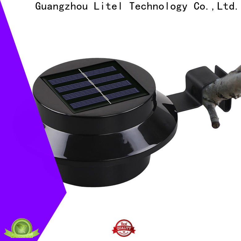 Litel Technology wireless best solar garden lights on-sale for gutter
