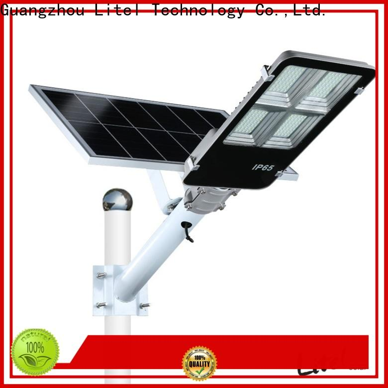 led solar street lighting system energy-saving for workshop
