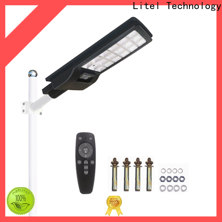 Litel Technology hot-sale all in one solar street light price check now for warehouse