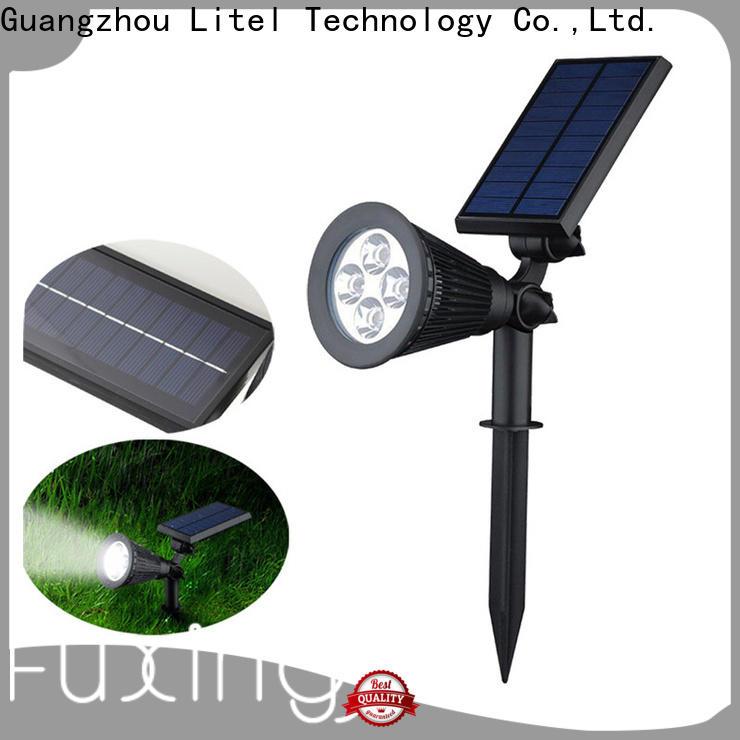 waterproof solar led garden light sensor lights for gutter