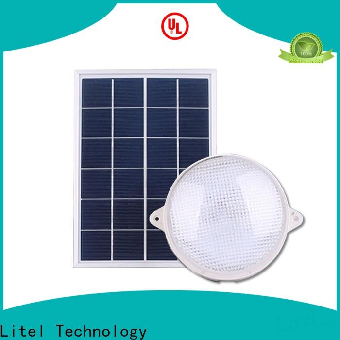 custom solar ceiling light bulk production for high way