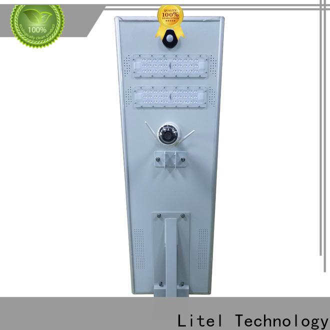 Litel Technology durable solar led street light check now for factory