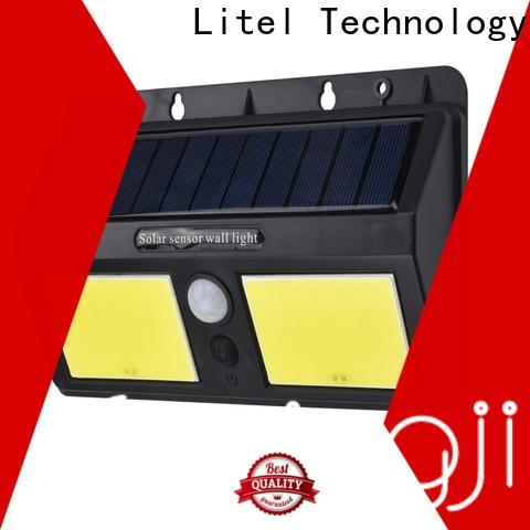 Litel Technology garage outdoor solar garden lights wall for lawn