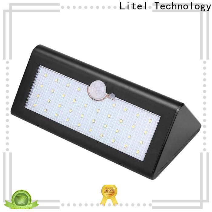 Litel Technology wireless hanging solar garden lights lumen for garden