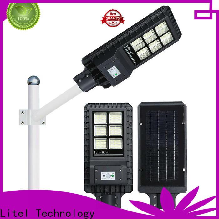 Litel Technology light solar led street light order now for patio