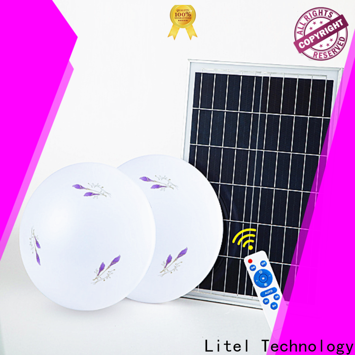 Litel Technology at discount solar outdoor ceiling light for high way