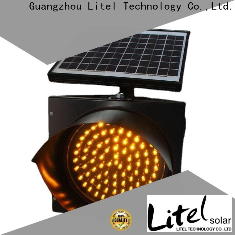 universal solar traffic lights portable hot-sale for high way