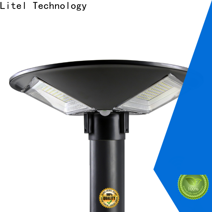 Litel Technology hot-sale solar powered street lights order now for patio