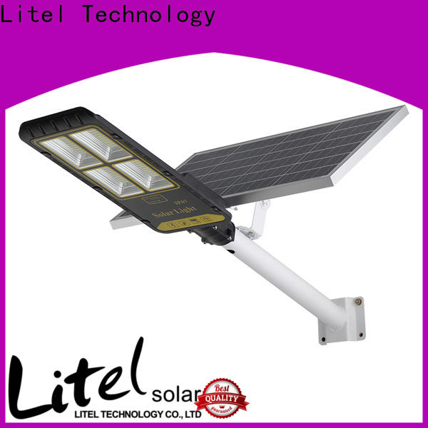 Litel Technology low cost best solar street lights by bulk for warehouse