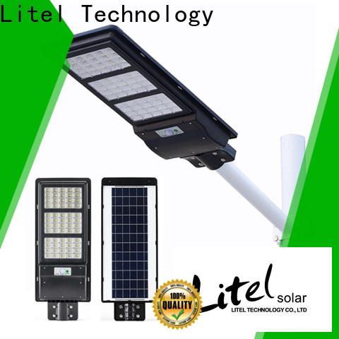 hot-sale solar powered street lights sensor check now for factory