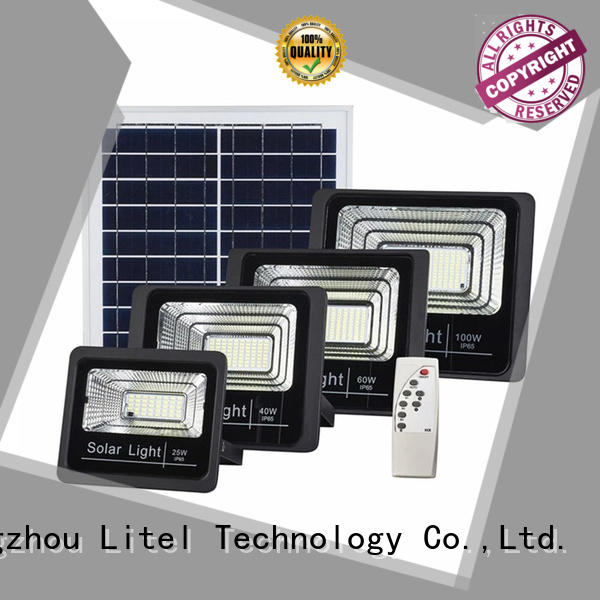 competitive price solar powered flood lights outdoor for porch