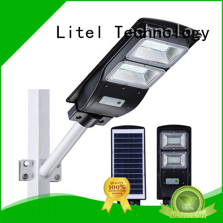 hot-sale all in one solar street light price radar order now for garage