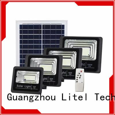 Wholesale sensor solar flood lights Litel Technology Brand