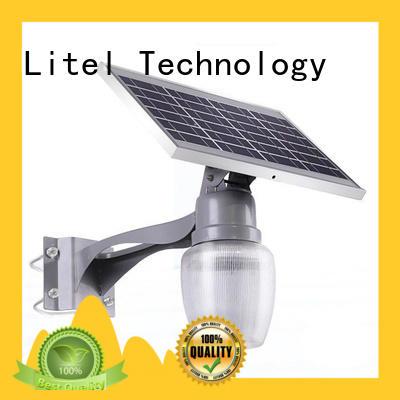 solar garden path lights water landscape decoration Litel Technology Brand solar garden lights