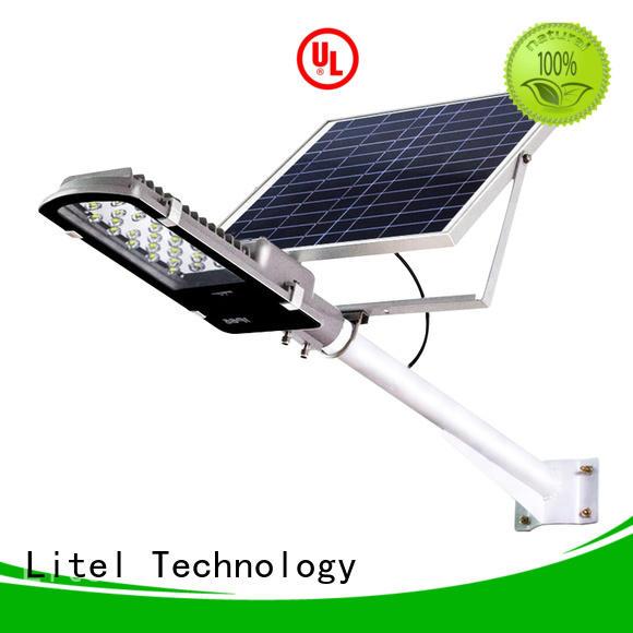 Litel Technology solar street light project sensor for