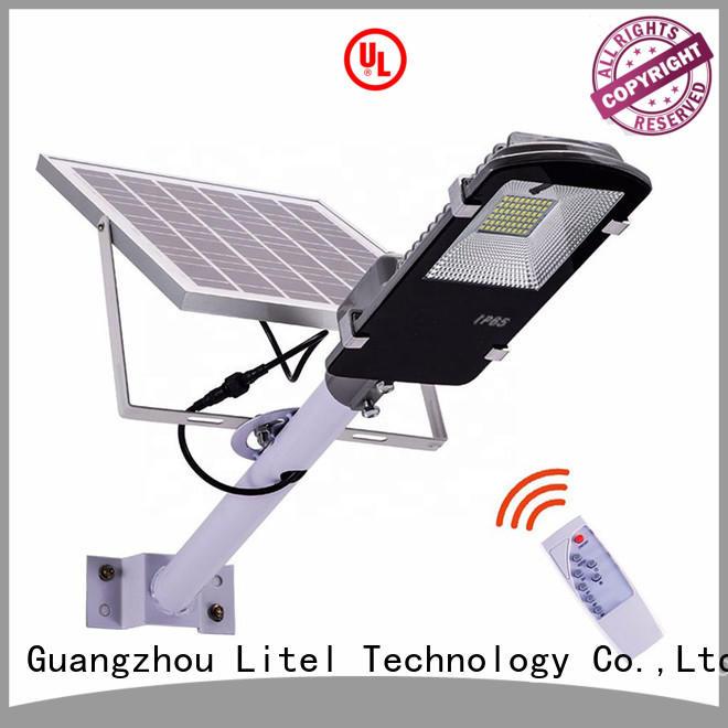 micro-ware solar street lighting system sensor remote control for garage