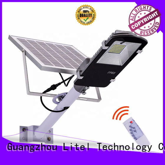 Quality Litel Technology Brand control solar street lighting system