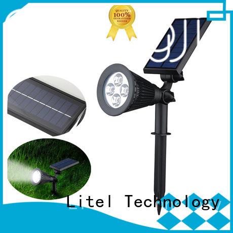 lights quality solar garden lights solar spot Litel Technology