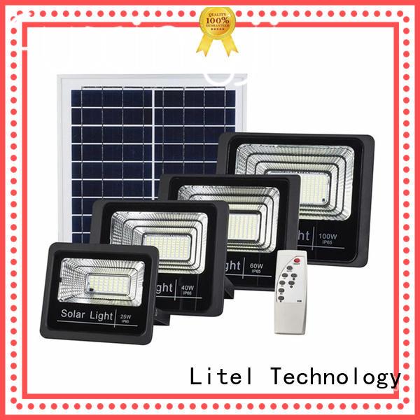 best solar flood lights solar for Litel Technology