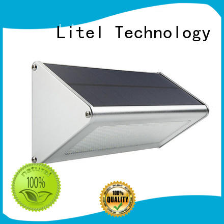 48 LED IP44 Microware+Dim light Solar LED garden Light
