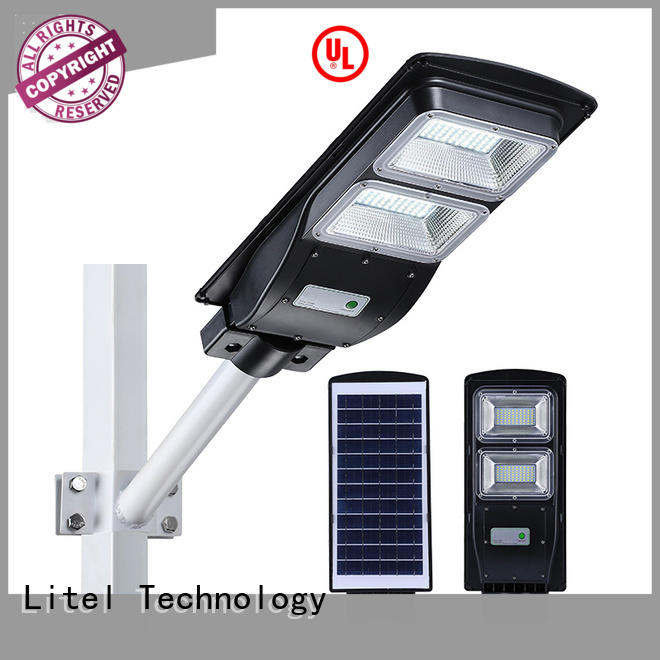control solar powered street lights inquire now for workshop Litel Technology