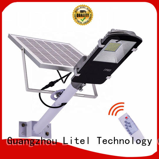 Litel Technology low cost best solar street lights for factory