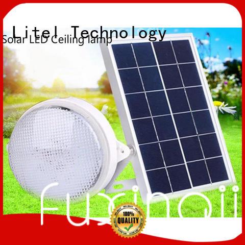 ceiling solar powered led ceiling lights solar Litel Technology company