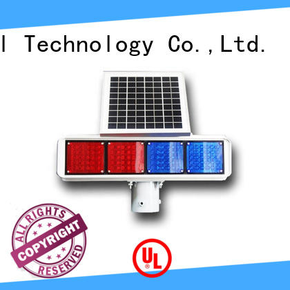 Litel Technology custom solar powered traffic lights suppliers bulk production for high way